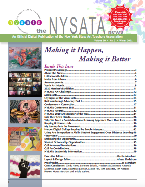NYSATA News 2021 Winter