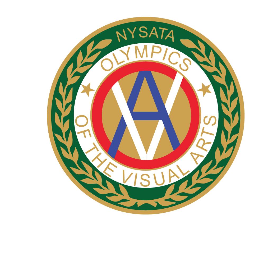 Visual Arts Logo: Olympics Of The Visual Arts